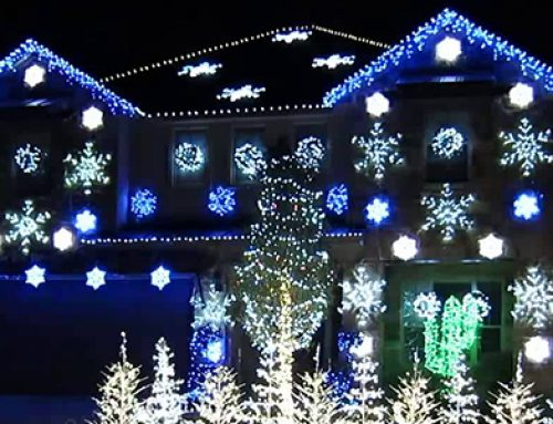 Christmas Lights and Electrical Safety